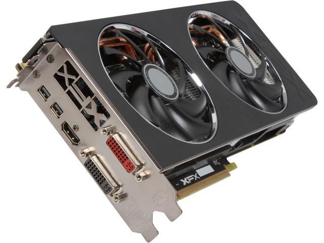 XFX Double D R9-270X-CDFC Radeon R9 270X 2GB 256-Bit GDDR5 PCI Express 3.0 x16 HDCP Ready Video Card