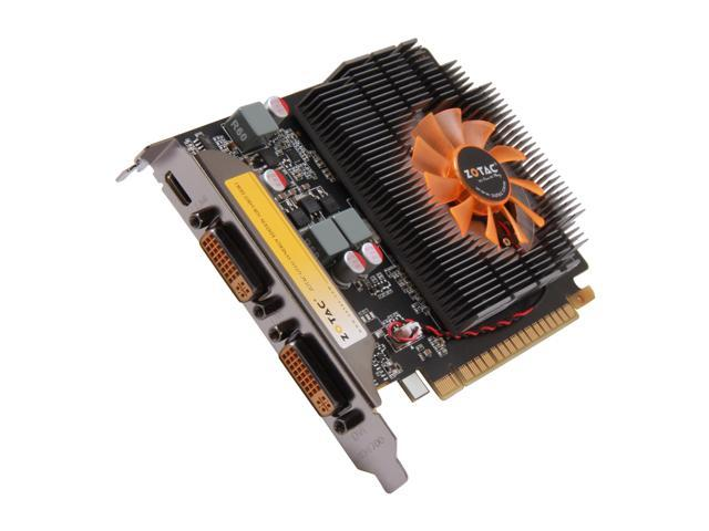 ZOTAC Synergy ZT-40611-10L GeForce GT 430 (Fermi) 1GB 64-bit DDR3 PCI Express 2.0 x16 HDCP Ready Video Card