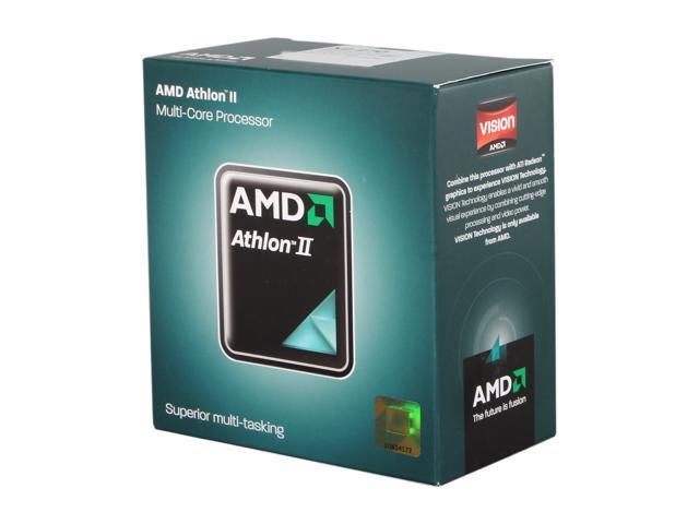 AMD Athlon II X2 270 Regor 3.4GHz Socket AM3 65W Dual-Core Desktop Processor ADX270OCGMBOX + GIGABYTE GA-78LMT-S2 AM3+ AMD 760G Micro ATX AMD Motherboard