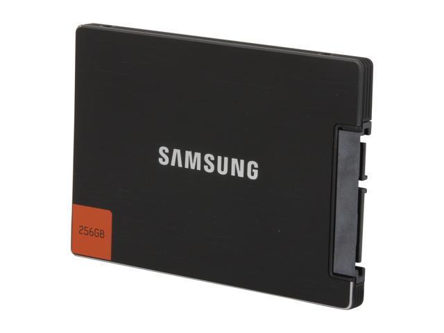 SAMSUNG 830 Series MZ-7PC256D/AM 2.5 Inch 256GB SATA III MLC Internal Solid State Drive (SSD) Desktop Upgrade Kit