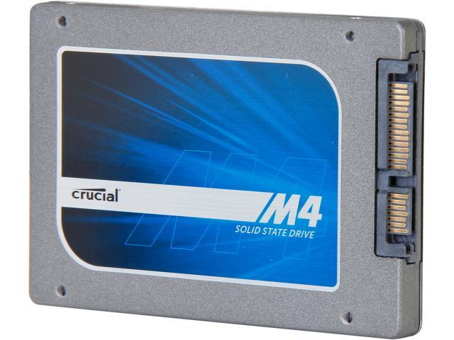 Refurbished: Manufacturer Recertified Crucial M4 CT512M4SSD2 2.5 inch 512GB SATA III MLC Internal Solid State Drive (SSD)