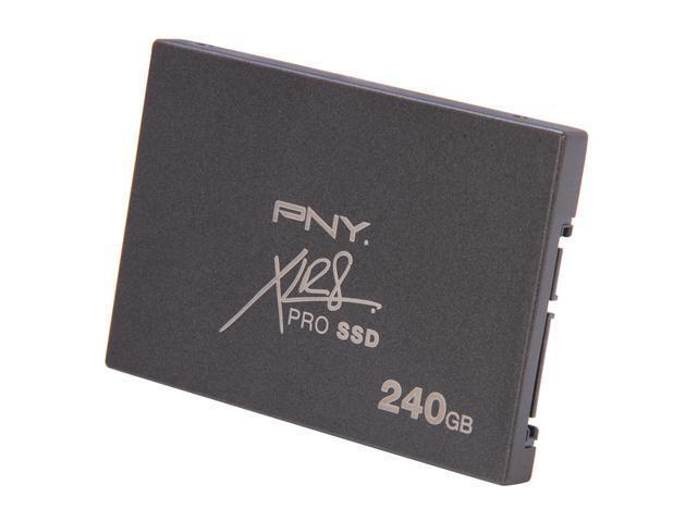 PNY XLR8 PRO SSD9SC240GCDA-RB 2.5 inch 240GB SATA III Internal Solid State Drive (SSD)