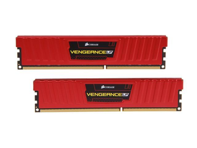 CORSAIR Vengeance 16GB (2 x 8GB) 240-Pin DDR3 SDRAM DDR3 1600 (PC3 12800) Desktop Memory Model CML16GX3M2A1600C10R