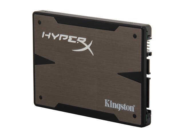 Kingston HyperX 3K SH103S3/120G 2.5 inch 120GB SATA III MLC Internal Solid State Drive (SSD) (Stand-Alone Drive)
