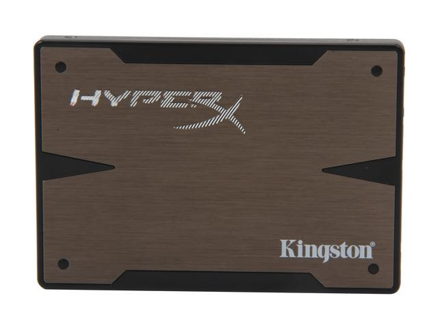 Kingston HyperX 3K SH103S3/240G 2.5 inch 240GB SATA III MLC Internal Solid State Drive (SSD) (Stand-Alone Drive)
