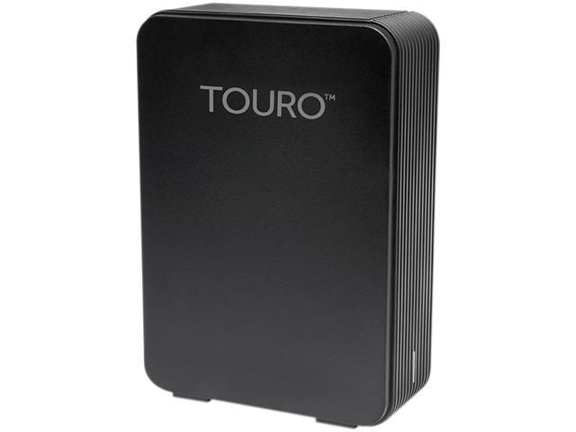 HGST Touro Desk 4TB USB 3.0 Black External Hard Drive HTOLDX3NB40001ABB(0S03396)