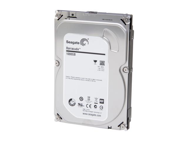Seagate Barracuda ST1000DM003 1TB 7200 RPM 64MB Cache SATA 6.0Gb/s 3.5 inch Internal Hard Drive Bare Drive