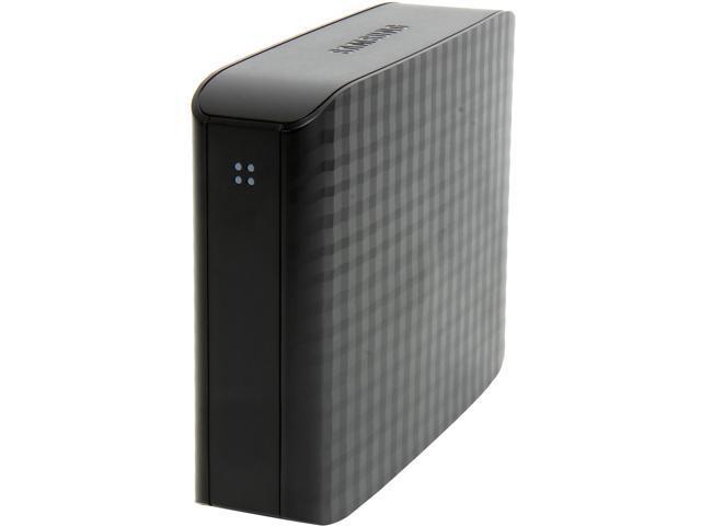SAMSUNG D3 Station 4TB USB 3.0 3.5 inch Desktop External Hard Drive STSHX-D401TDB Black