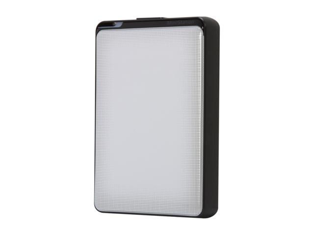 BUFFALO MiniStation Plus 1TB USB 3.0 Silver Portable Hard Drive HD-PNT1.0U3BS