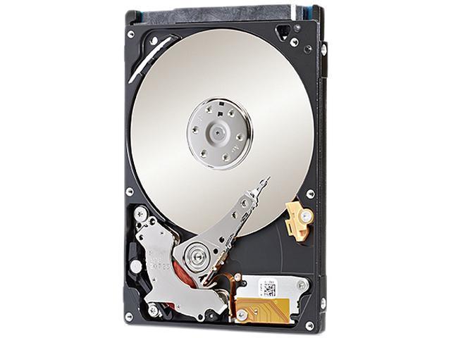 Seagate Hybrid Drives ST500LM000 500GB MLC/8GB 64MB Cache SATA 6.0Gb/s NCQ 2.5 inch Laptop SSHD -Bare Drive