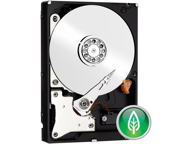WD Green WD40EZRX 4TB IntelliPower 64MB Cache SATA 6.0Gb/s 3.5 inch Internal Hard Drive - Bulk Bare Drive