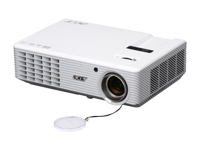 ACER H5360 720P 1280x720 2500 ANSI Lumens NVIDIA 3D Vision Ready Home Theater DLP Projector