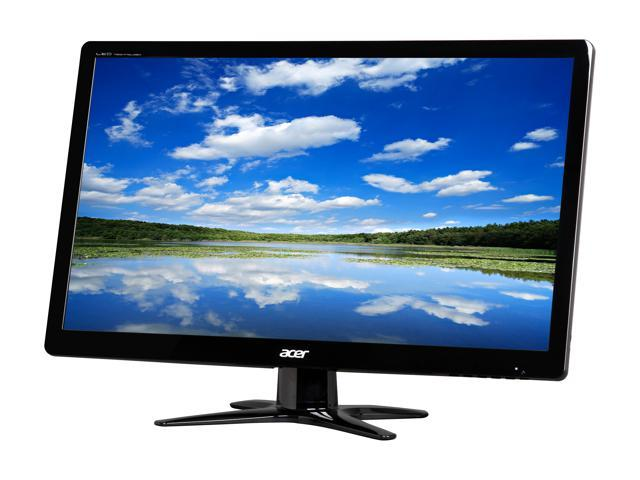 Acer G236HLBbd Black 23 inch 5ms Widescreen LED Monitor 200 cd/m2 ACM 100,000,000:1 (600:1)