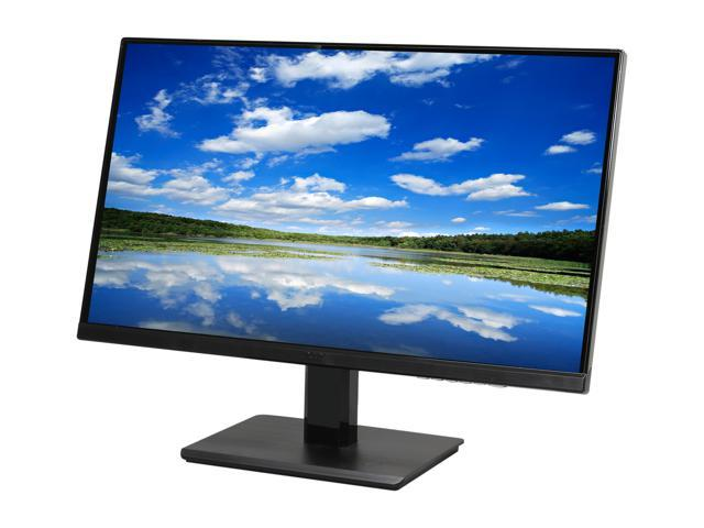 Acer H236HLbid Black 23 inch 5ms (GTG) HDMI Widescreen LED Backlight LED Backlit LCD Monitor, IPS Panel 250 cd/m2 ACM 100,000,000:1 (1000:1)
