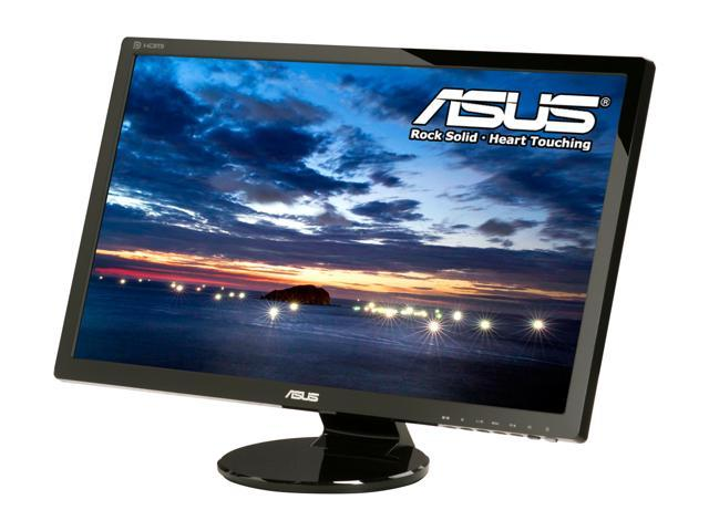 ASUS VE278Q Black 27-Inch 1920x1080 2ms Full HD HDMI LED Backlight LCD Monitor w/Speakers 300 cd/m2 ASCR 10,000,000:1