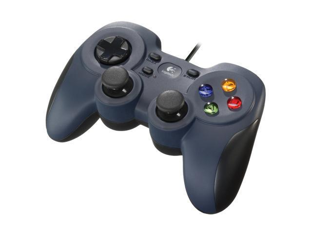 Logitech F310 Gamepad with broad game support and customizable buttons