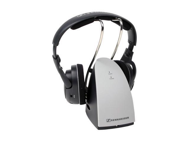 Sennheiser - Cordless Wireless Stereo Headphones (RS 120)