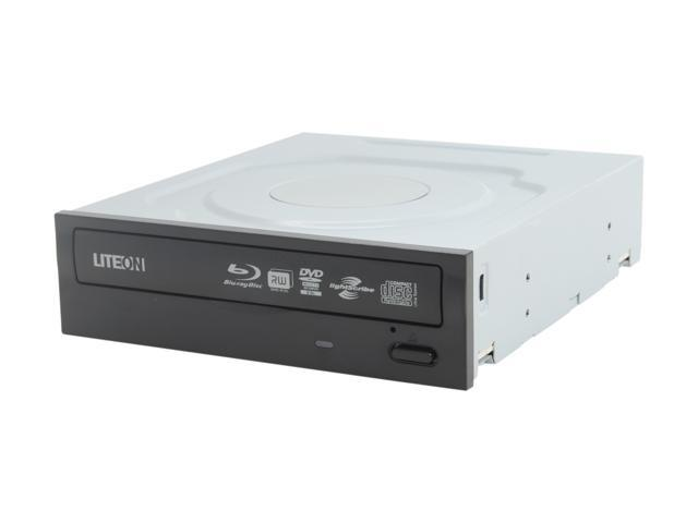 LITE-ON 12X BD-R 2X BD-RE 16X DVD+R 12X DVD-RAM 8X BD-ROM 8MB Cache SATA Blu-ray Burner with 3D Playback iHBS212-08 LightScribe Support