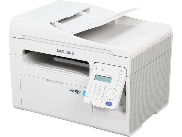 SAMSUNG SCX-3405FW/XAC MFC / All-In-One Monochrome Printer