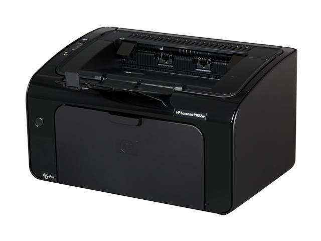 HP LaserJet Pro P1102w Workgroup Up to 19 ppm Monochrome Wireless Laser Printer