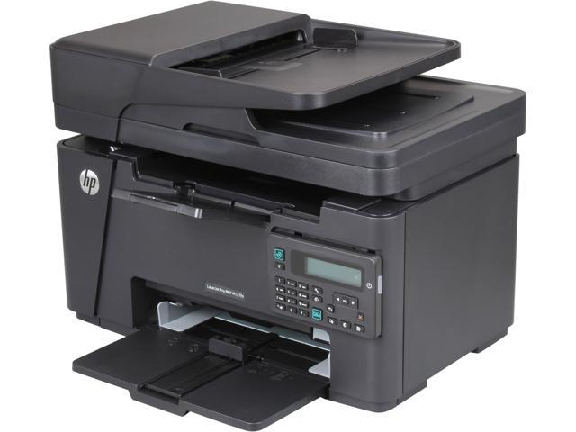 HP LaserJet M127fn MFP Up to 21 ppm Monochrome Laser Printer multitasking support