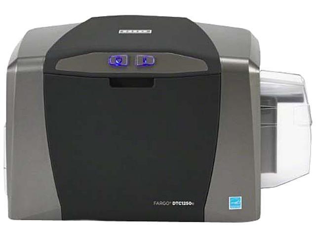Fargo DTC1250e (050000) Direct-to-Card Printer & Encoder