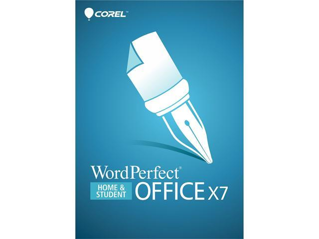 Corel WordPerfect Office X7 Home & Student