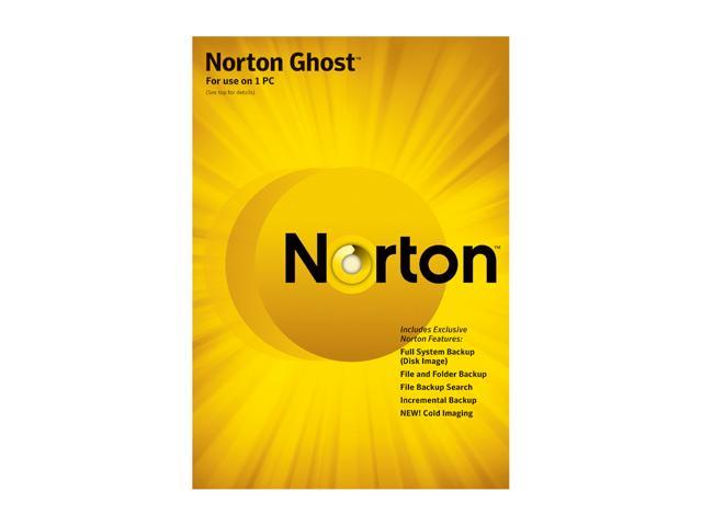 Symantec Norton Ghost 15.0 - 1 PC