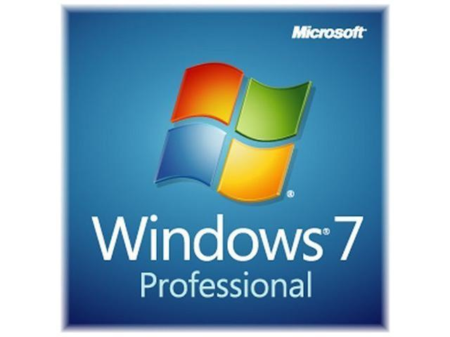 Microsoft Windows 7 Professional SP1 64-bit - OEM