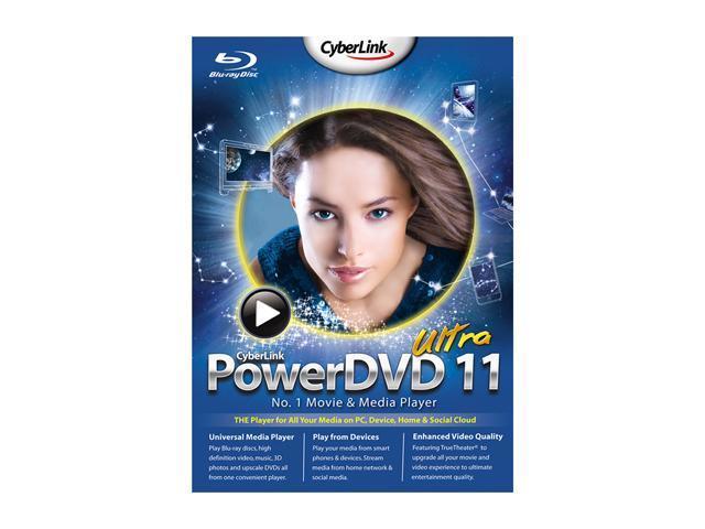 CyberLink PowerDVD 11 Ultra