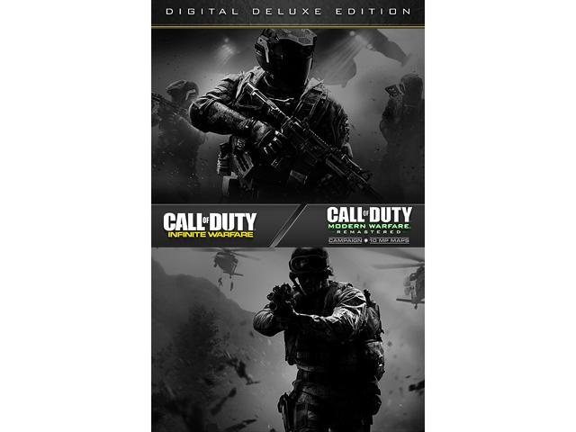 Call of Duty Infinite Warfare Deluxe Edition for PC [Digital Download]