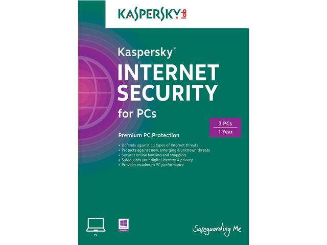 Kaspersky Internet Security 2014 - 3 PCs