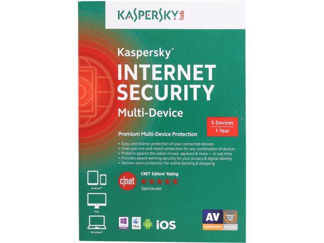 Kaspersky Multi-Device - 5 Devices