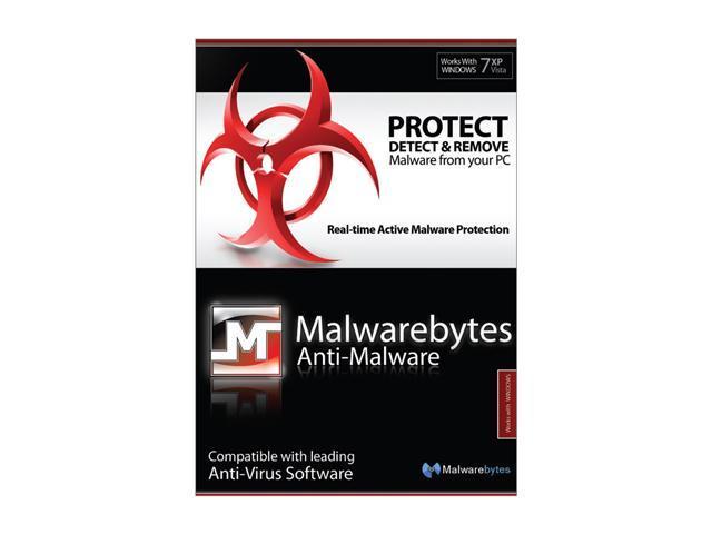Malwarebytes Anti-Malware Lifetime 1 PC - OEM