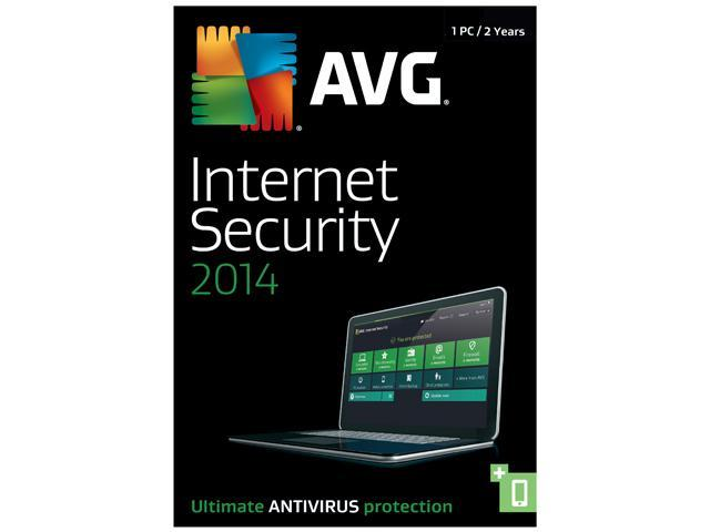 AVG Internet Security 2014 - 1 PC / 2-Year