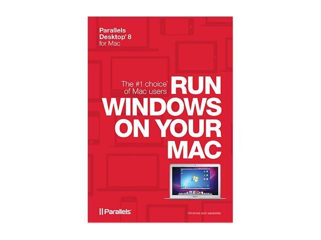 Parallels Desktop 8 for Mac