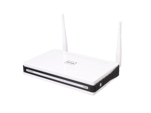 D-Link Xtreme N Dual-Band Gigabit Router (DIR-825) Wireless N600