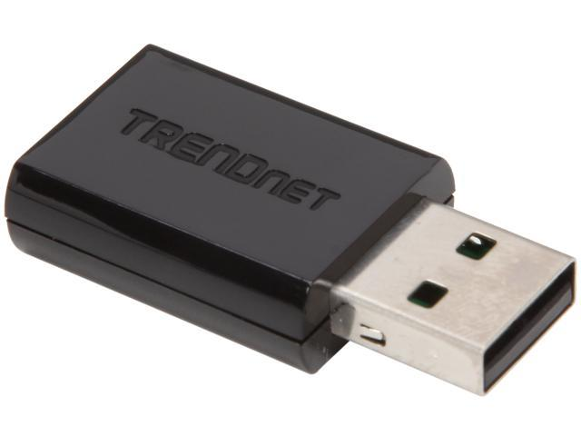 TRENDnet TEW-804UB AC600 Dual Band Wireless Adapter