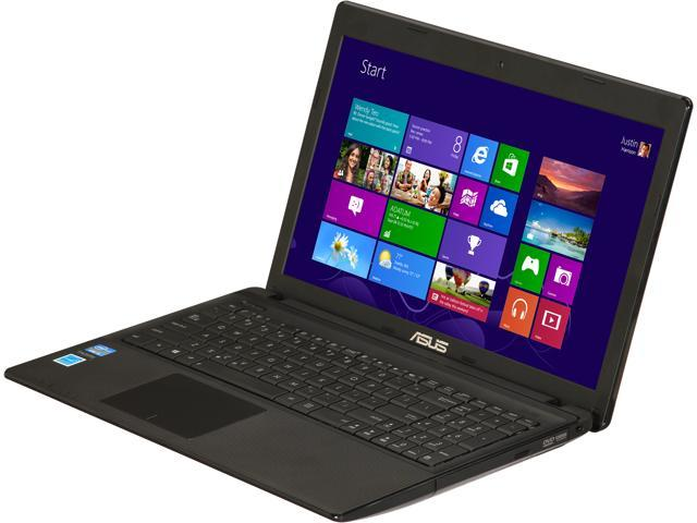 Refurbished: ASUS X55C Intel Core i3 2370M(2.40GHz) 4GB Memory 500GB HDD 15.6 inch Notebook Windows 8 64-bit