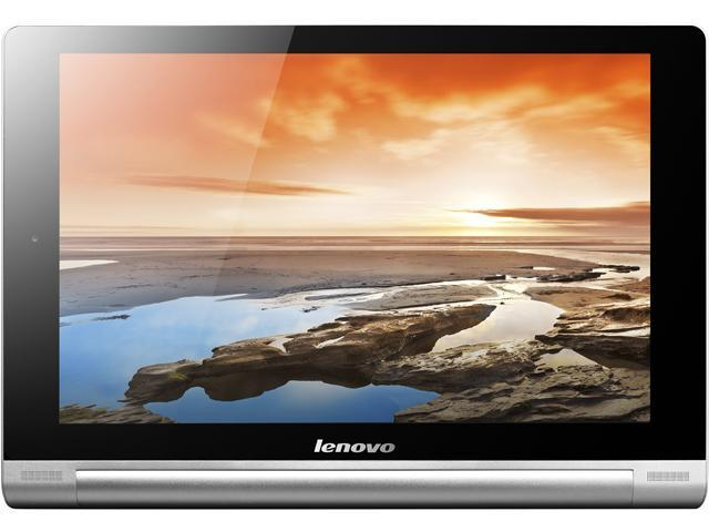 Lenovo Yoga Tablet 10 - Quad Core 1GB RAM 16GB Flash 10.1 inch IPS Display Multimode Tablet Android 4.2 (59387999)
