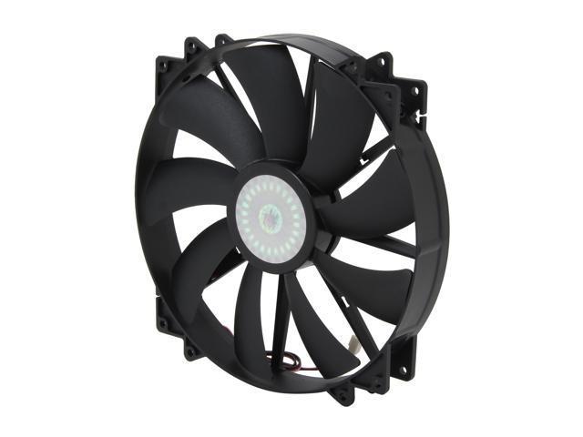 COOLER MASTER R4-MFJR-07FK-R1 200mm MegaFlow 200 Silent Fan