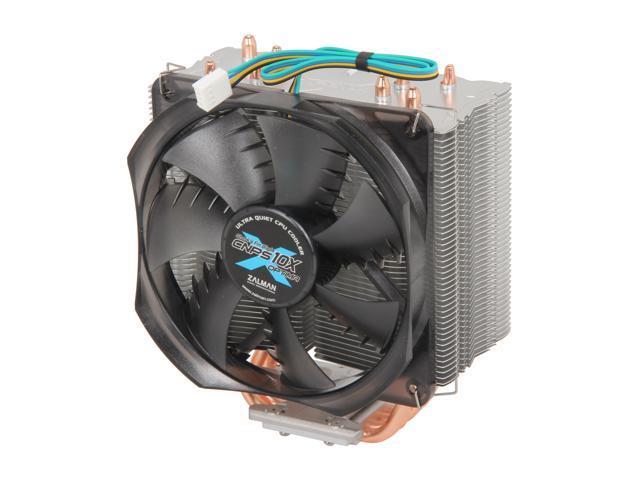 ZALMAN CNPS10X OPTIMA 120mm FSB (Fluid Shield Bearing) Shark's Fin Blade CPU Cooler