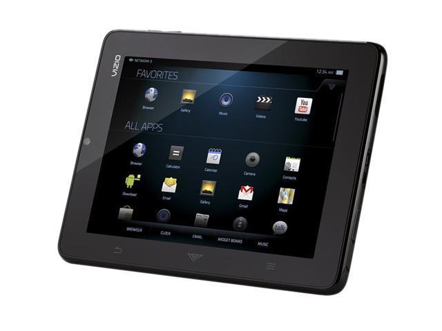 Refurbished: VIZIO VTAB1008-B 8 inch Tablet