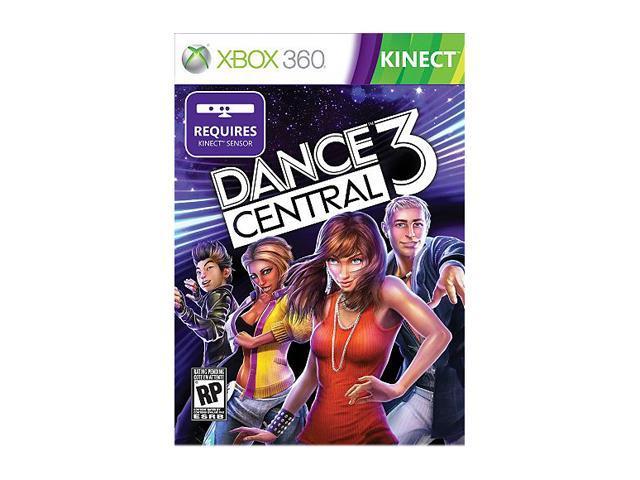 Dance Central 3 Xbox 360 Game Microsoft