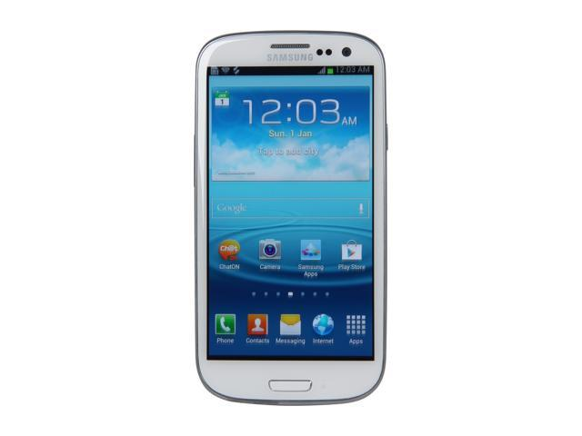 Samsung Galaxy S3 16GB White 3G Unlocked Android GSM Smart Phone with S Voice / Smart Stay / Direct Call (i9300)