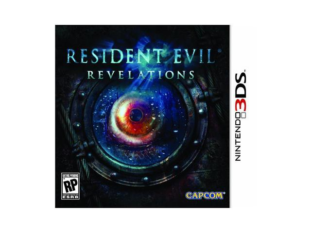 Resident Evil Revelations 3DS Nintendo 3DS Game CAPCOM