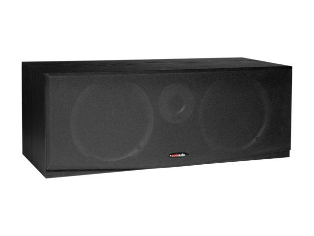 Polk Audio CSR Black Two-way Center Channel Loudspeaker (Each)