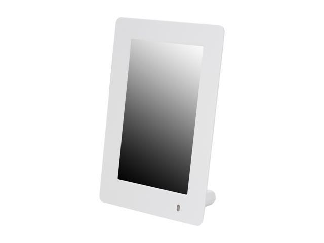 ViewSonic VFD621W-70 6 inch 800 x 480 Ultra Slim Digital Photo Frame