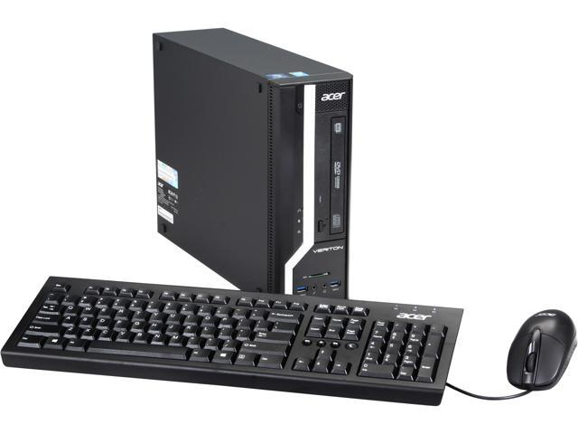 Acer VX2631-UR12 Desktop PC Intel Core i5 4440 (3.10GHz) 4GB DDR3 500GB HDD Windows 7 Home Premium 64-Bit