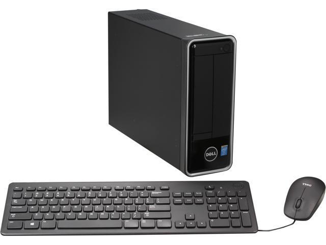 DELL i3647-4616BLK Desktop PC Intel Core i5 4460 (3.2GHz) 8GB DDR3 1TB HDD Windows 8.1 64-Bit